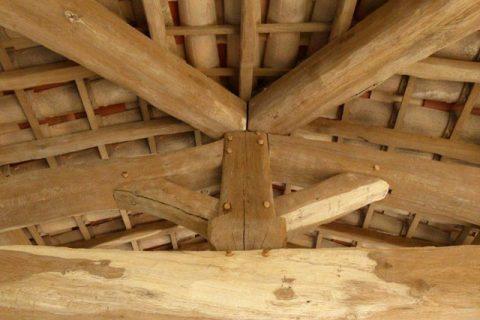 Charpente-bois travaux rouen